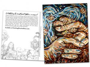 Postcards (front and back)